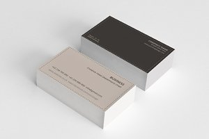 Minimal Business card vol.2