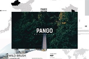 Pango Powerpoint Template