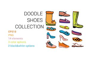 DOODLE SHOES collection