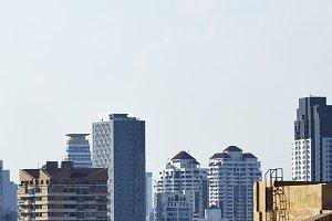 best view of Bangkok Skyline