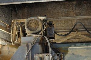 Dusty Cutting Wheel