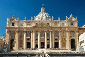 Basilica of St. Peter, Vatican