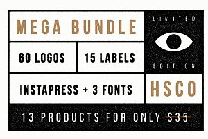 Mega Bundle (13 Products)