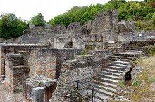 General view amphitheater Lyon