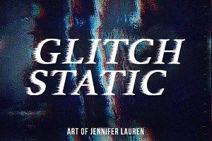 Glitch Static