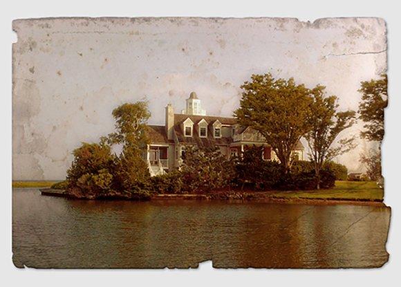 Antique Postcard Photoshop Action