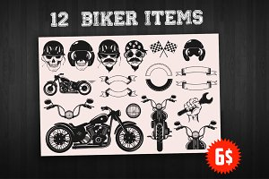 Motorcycles Club Bundle