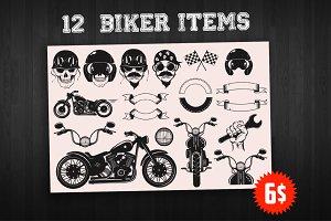 Motorcycles Club Bundle