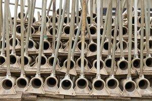 aluminum irrigation pipe