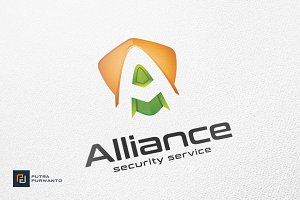 Alliance / Shield - Logo Template