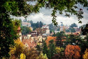 Meran, Italy