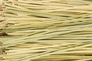 Fresh dried pasta