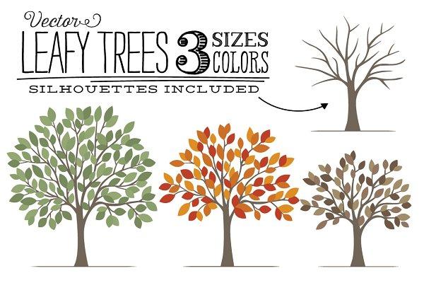 Leafy Trees