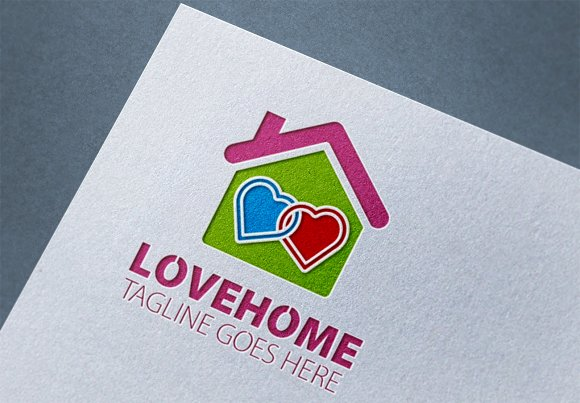 Love House Logo