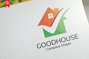 Good House/Property - Logo Template