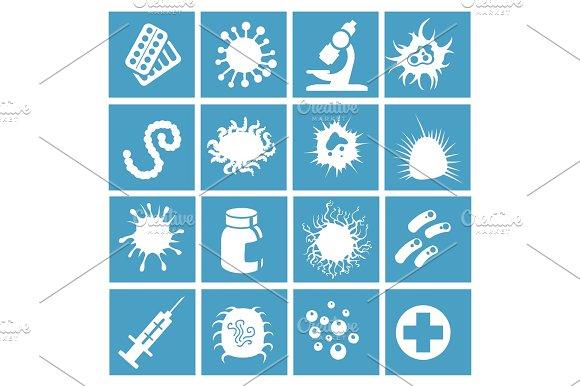 Bacteria, virus and micro organisms
