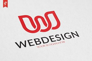 Web Design Logo