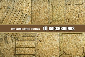 10 Wood texture backdrops recycled