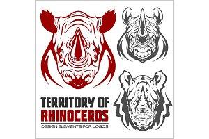 Rhino mascots set for sport teams