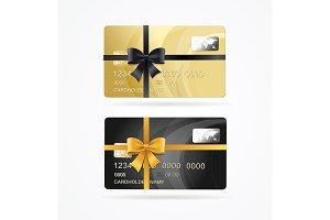 Vip Present Plastic Cards