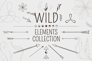 Wild elements collection