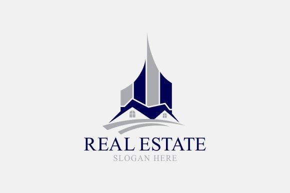 Real Estate Logos : Real estate logo templates creative market