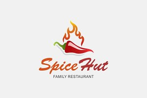Spice Hut Logo
