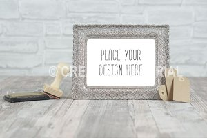Frame Mockup | Labels | #15