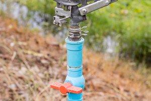 Sprinkler nozzle system