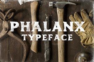 Phalanx Typeface