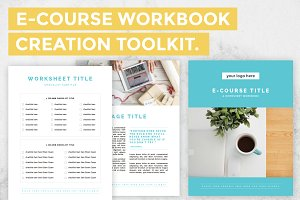 E-Course Workbook Creation Toolkit