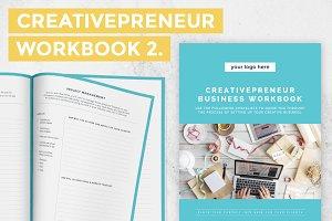 Creativepreneur Startup Workbook 2