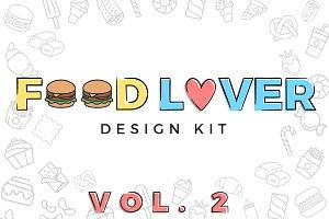 Food lover pack 2!