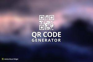 QR Code Generator - Adobe Muse