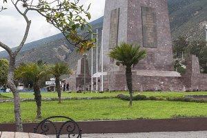 Enjoying in Quito