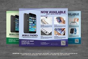Multiporpuse Product Showcase Flyer
