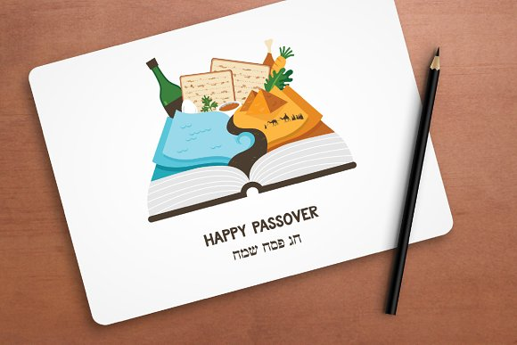PASSOVER card 2