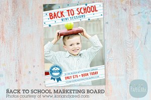 IU001 Back to School Marketing