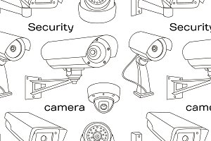 security camera pattern