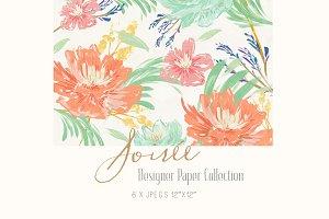 Digital Designer Paper - Soirée