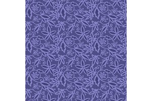 Floral pattern vector illustration