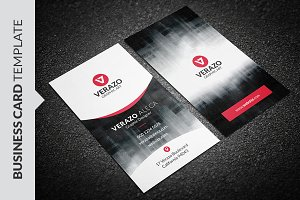 Creative & Modern Business Card