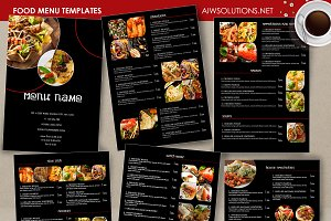 Food menu Template-id26