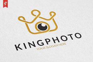 King Photo Logo