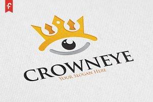Crown Eye Logo