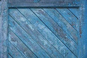 Old wood panels
