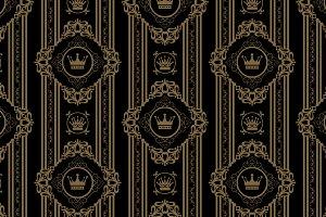 Vintage texture, seamless pattern