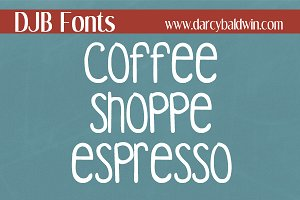 DJB Coffee Shoppe Espresso