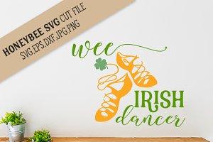 Wee Irish Dancer cut file