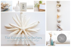 Oceanside | Stock Photo Bundle